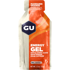 GU Energy Sachet de gel 24x32g, Mandarin Orange